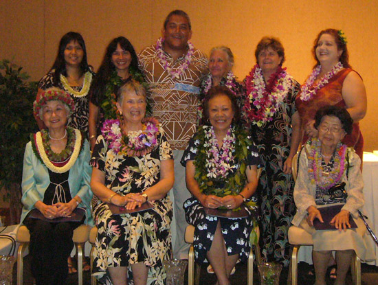 Big Island Women's Hall of Fame, Class of 2009