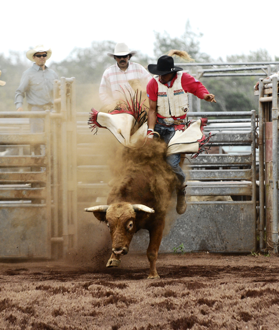 Two days of rodeo action are on tap at Parker Ranch. (Photo courtesy of Parker Ranch)