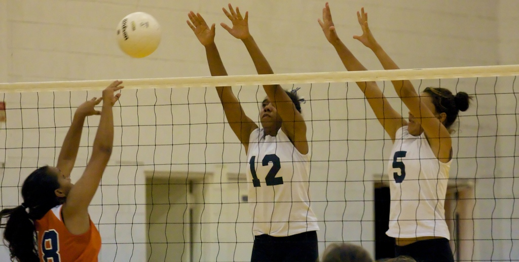 The Waiakea Warriors were too much for host Christian Liberty Academy at Wainaku Gym. The Warriors beat the Canefire in straight sets 25-2, 25-8, 25-7 during BIIF girls varsity volleyball.
