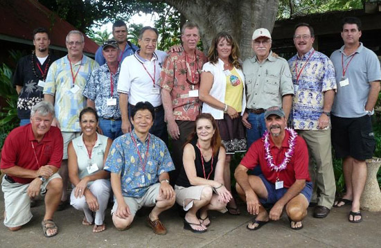 Hawaii Coffee Association Board