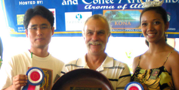 Kona Coffee Cultural Festival crowns year's best brew, artwork, labels and Web site designs