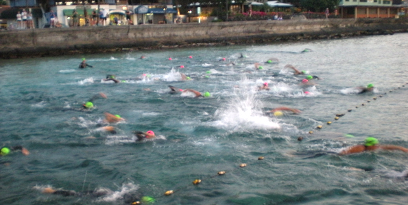 Round-the-island endurance race in Volcano tonight; Hilo and Hamakua on Saturday and back at Kona finish line about lunch time Sunday