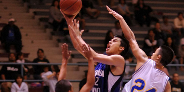 Hilo beats Kamehameha-Hawaii 66-46 in the championship game Saturday (Dec 19).