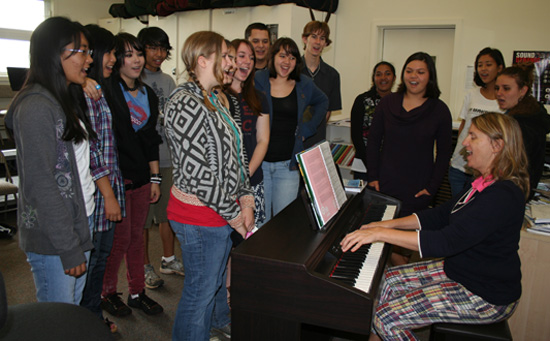 HPA serves up annual holiday concert (Dec. 6)