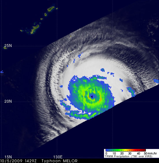 Joint Typhoon Warning Center celebrates 50th
