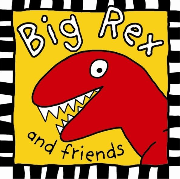 """About 204,000 """"Big Rex and Friends"""" cloth books recalled due to a red plastic dot sewn in the book contains high levels of lead. Lead is toxic if ingested by young children and can cause adverse health effects."""