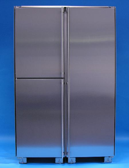 The refrigerator's door can detach, posing an injury hazard to consumers. About 2,700 sold. Liebherr has received 13 reports of doors detaching, including two reports of injuries involving bruising and strains.