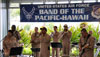 "Bring your blankets or beach chairs and enjoy a FREE concert on the lawn of Hale Halawai, Friday, January 22, with pre-show entertainment starting at 5:45 p.m. Get ready to dance under the stars to the sounds of the U.S. Air Force Band of the Pacific ""Hana Hou,"" when they take the stage at 7 p.m."
