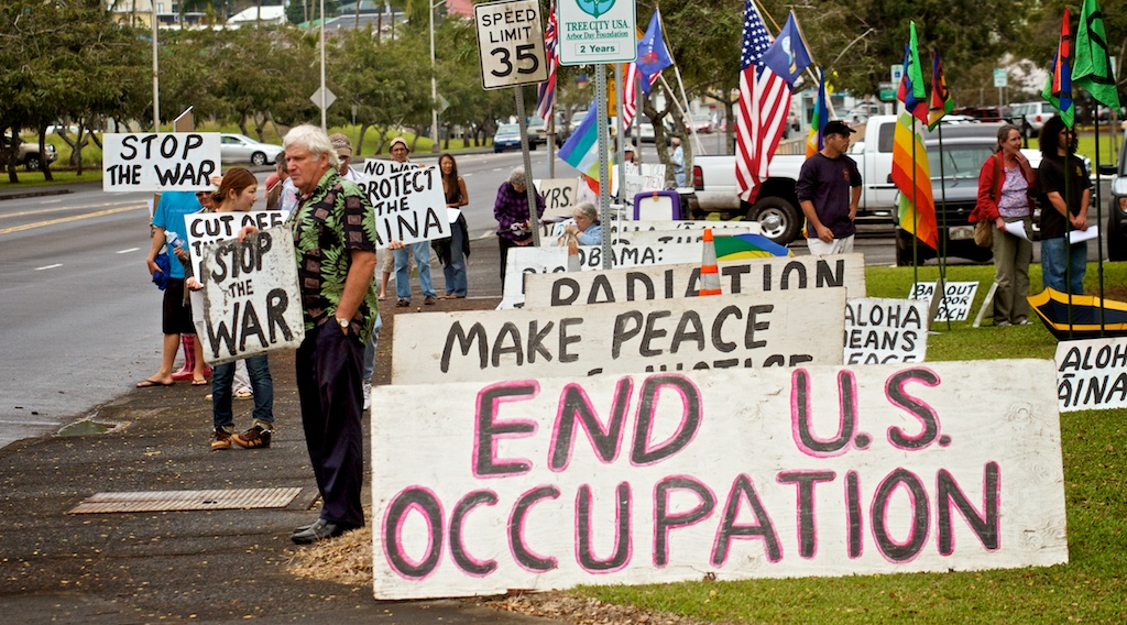 Eric Orseske -- U.S. veteran of Iraq/Afghanistan wars will speak on his war experience and transformation to anti-war activist