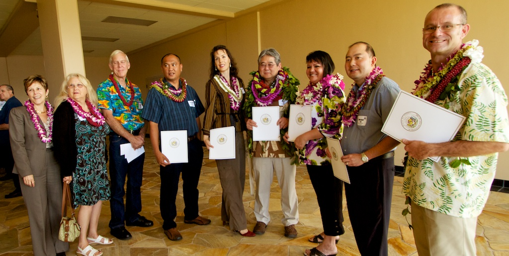 Each year the Small Business Administration honors the most outstanding small firms in Hawaii to recognize their achievements and highlight the importance of small firms to a vibrant local economy.