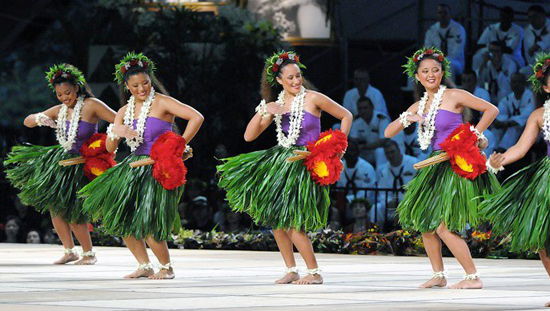 Merrie Monarch 2011 results