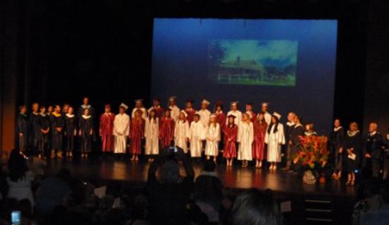 Graduation 2010: Parker School
