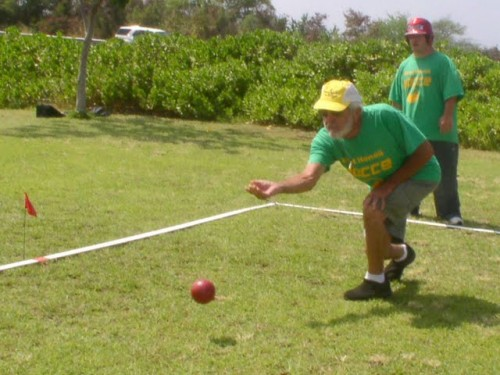 Special Olympics West Hawaii athletes, unified partners and volunteers interested in learning or competing in bocce ball should attend the sport's first practice, from 3:15 to 5 p.m. June 8 at Pualani Estates park.