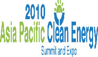 More than 1,200 local, national, and international participants are expected to attend the 2010 Asia-Pacific Clean Energy Summit and Expo from Aug. 30-Sept. 2 at the Hawaii Convention Center in Honolulu.  A key event of the summit is the unique exposition that allows summit participants to view first-hand the clean energy initiatives being pursued around the world and highlights Hawaii's advances as an early adopter of clean technology solutions.