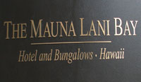Kamaaina rates offered for holiday weekend at Mauna Lani