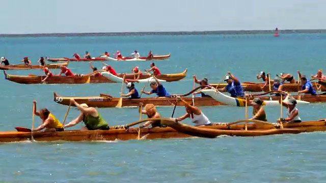Full results and some video from the Moku O Hawaii championship in Hilo Bay Saturday (July 24).