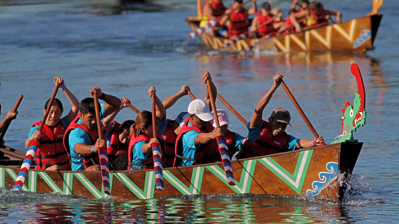 Video from the 2010 Haari Boat Festival at Wailoa State Park and river in Hilo Saturday (Aug 21).