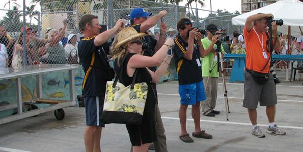 Kona Game Fishing Club - Kusatsu holds on to lead going into final day of fishing