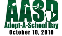 Adopt-A-School Day in Hawaii (Oct. 10)