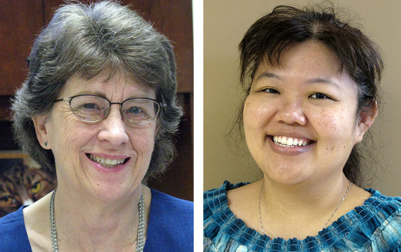 Hawaii County Director of Finance Nancy Crawford and county Controller Kay Oshiro each have been awarded a Certificate of Achievement for Excellence in Financial Reporting by the Government Finance Officers Association of the United States and Canada (GFOA) for their work on the county's Comprehensive Annual Financial Report (CAFR).