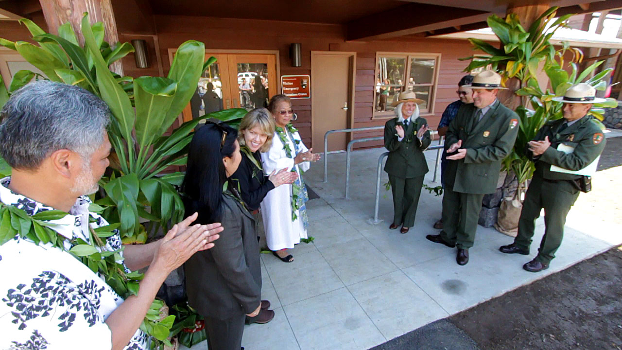 New building is headquarters for visitor services, resource protection for Hawaii, Pacific