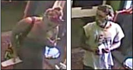 Big Island police are requesting the public's help in identifying two suspects in a theft investigation.  On November 3, an unidentified man and woman entered the Irie Hawaii Smoke Shop at 140 Kino'ole Street in Hilo between 11:40 a.m. and 12 p.m. They allegedly removed several items valued at more than $300. They were last seen leaving the store on foot.