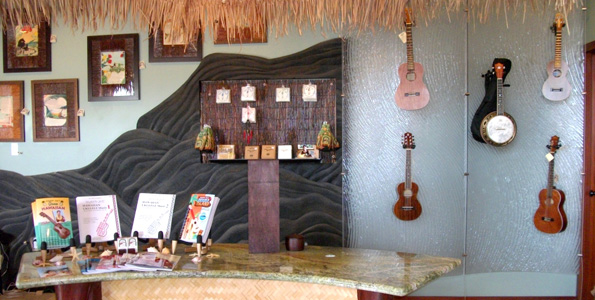 Big Island stores have provided ukuleles, music books and accessories for almost 13 years