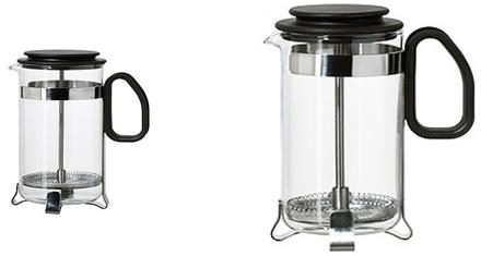 IKEA is recalling about 94,000 coffee/tea makers sold in the U.S. and 34,000 in Canada. KEA has received one report in the U.S. of a glass coffee/tea maker breaking. No injury was reported. IKEA has received 19 additional reports, outside of the U.S., of the glass coffee/tea makers breaking, resulting in 12 reports of burn injuries from spilt coffee/tea and one report of a laceration injury.