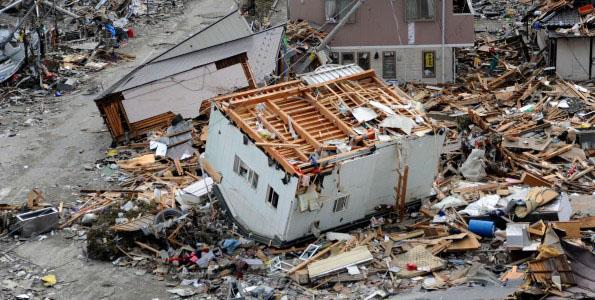 Tsunami 2011: Condolence books in Kona, Hilo