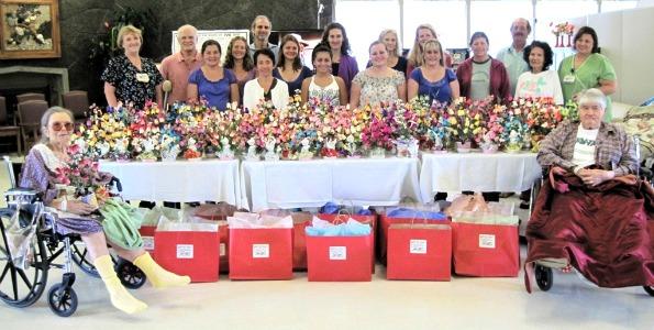 East Hawaii community springs into 'Season of Giving'