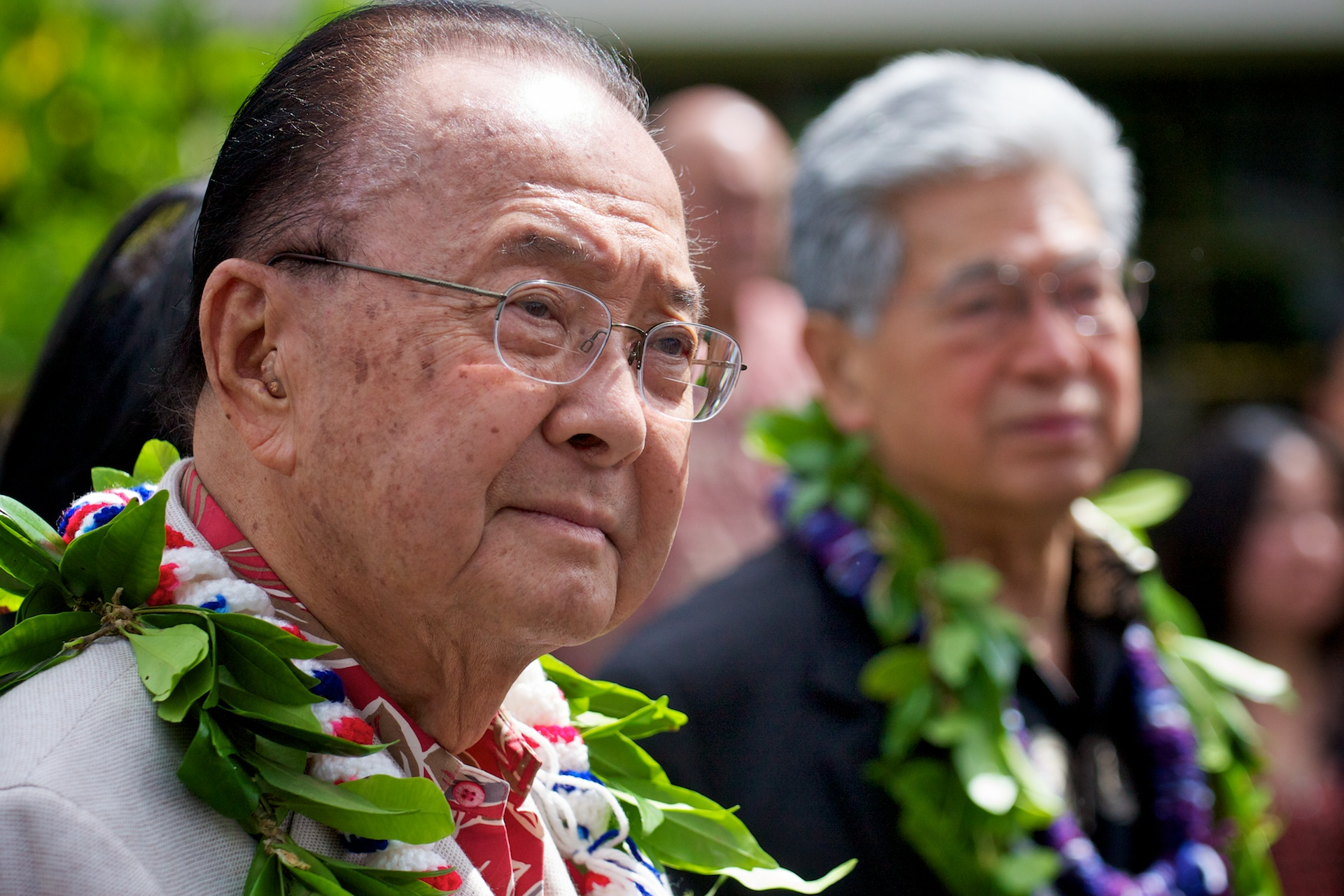 Inouye, Akaka statements on debt negotiations