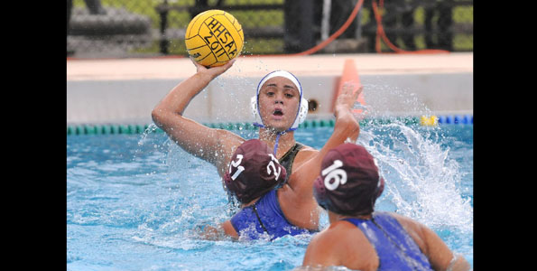 Waiakea won their first round water polo match against Leilehua 12-5 and advances to the quarterfinals of the Stanford Carr Development Girls Water Polo State Championships. Results, brackets and schedules.