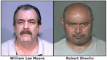 At 10:21 a.m., investigators from the Area II Vice Section served a search warrant at a Manuaihue Place residence where they recovered smoking pipes and zip packets containing crystal methamphetamine residue, a digital weighing scale, a minute amount of marijuana, and narcotic related paraphernalia.