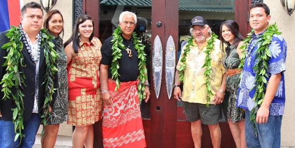 Executive Chef Scott Lutey's 'Contemporary Hawaiian Cuisine' spotlights fresh, sustainable Hawaii food products