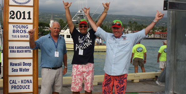 Marlin Parker earns top charter boat captain honors - again