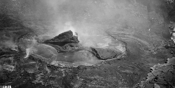 HVO's first volcanic activity update, written by Frank Perret, the most famous American volcanologist of his time, appeared in the Pacific Commercial Advertiser on August 15, 1911.