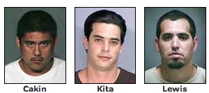 """The most recent edition of the Crime Stoppers television program """"Hawai'i Island's Most Wanted"""" highlights a 31-year-old Ka'ū man wanted for a domestic incident, a 32-year-old Puna man wanted for questioning about a sex crime and drug operation, and a 31-year-old Kona man wanted for escape.  The new episode begins airing Friday, July 22."""