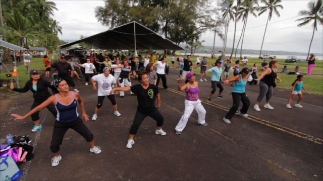 Our Island, Our Families, Our Health event in Hilo