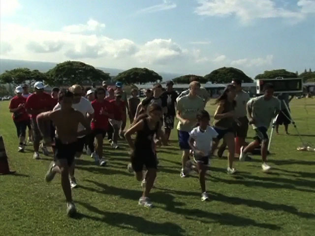 Our Island, Our Families, Our Health Mayor's 2011 Health Fest event in Kailua-Kona Saturday (Aug 13).