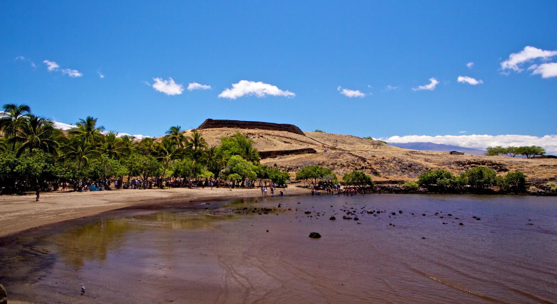 39th Annual Ho'oku'ikahi Establishment Day Hawaiian Cultural Festival at Pu'ukohola Heiau National Historic Site