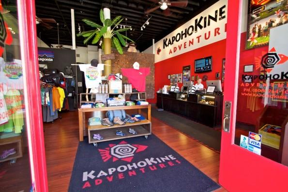 KapohoKine Adventures store in downtown Hilo. Photo by Baron Sekiya | Hawaii 24/7
