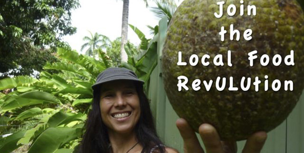 Kohala advocate for local foods embarks on month-long quest to feed herself on state food stamp budget