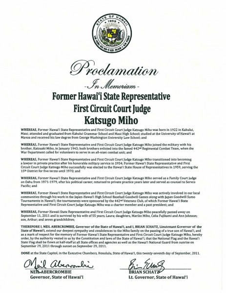 click on proclamation to enlarge