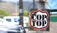Tenth annual Cop on Top fundraiser (Sept. 16 -18)
