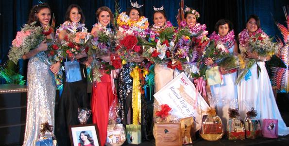 St. Josephs High School senior promotes nutrition as her platform