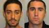 On November 19 at about 10:38 p.m., South Hilo patrol officers arrested 24-year-old Chase K. Tam of Hilo and 27-year-old Alexander M. Barnett of Keaʻau on multiple counts of forgery after they were identified as allegedly using counterfeit currency for payment at a Hilo gas station.