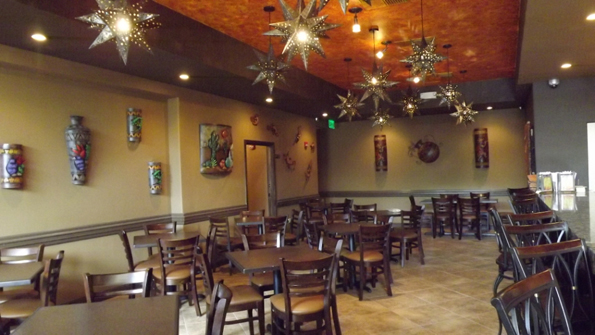 New restaurant is located across from Lahaina Galleries at The Shops at Mauna Lani and has both indoor and lanai seating