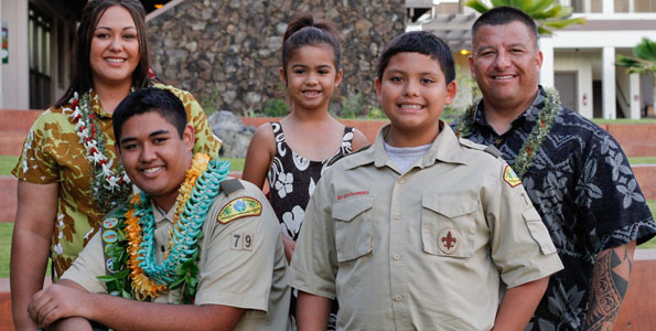 Makua Lani student to travel to Michigan for the National Order of the Arrow Conference this summer