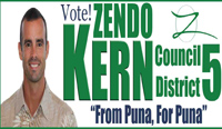 Kern hosting meet-n-greet in Puna (March 10)