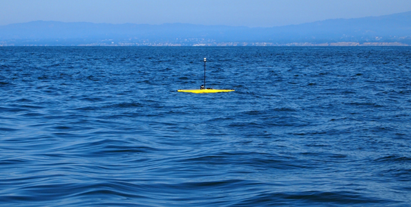 Liquid Robotics' PacX Challenge Wave Gliders heading next to Japan, Australia